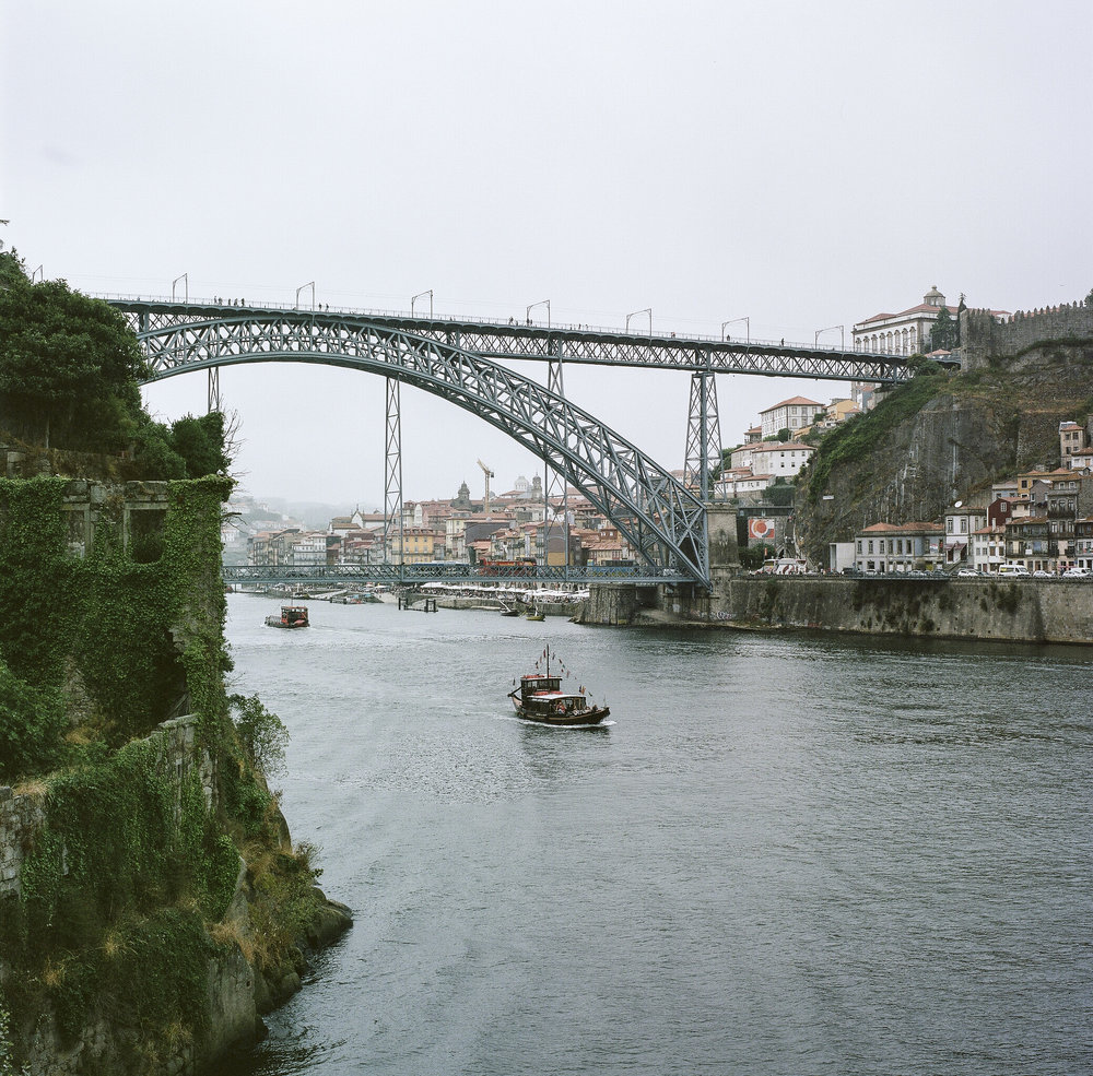 Porto, Portugal. Shot with a Hasselblad 500CM on Kodak Portra 400