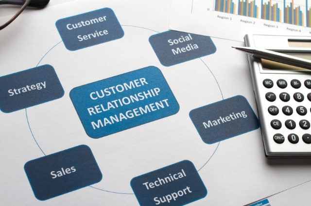 We can help you manage your customer relationships better