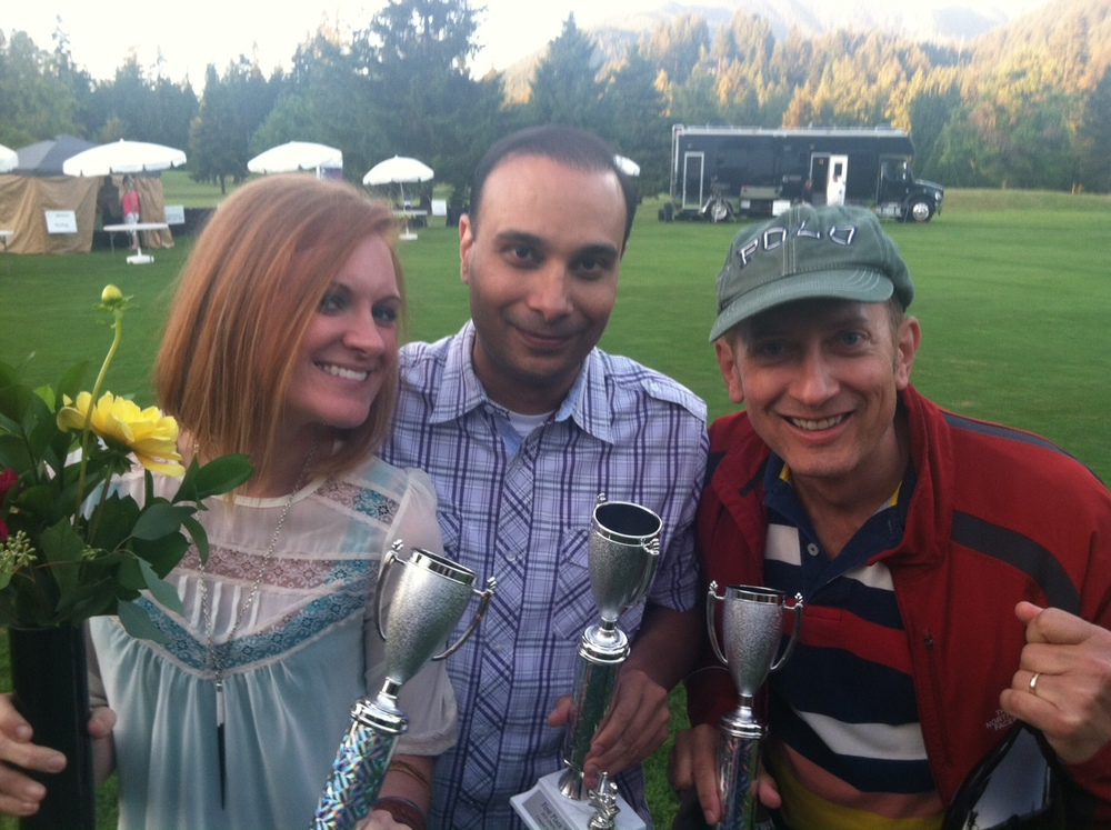 2013 OMPA Croquet Champs!