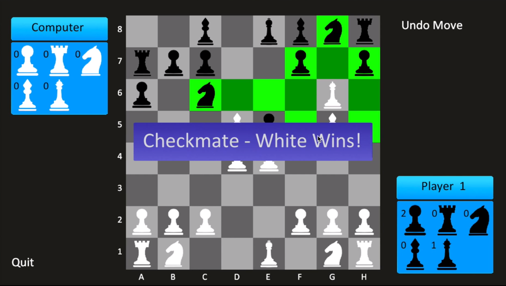 Checkmate Screenshot