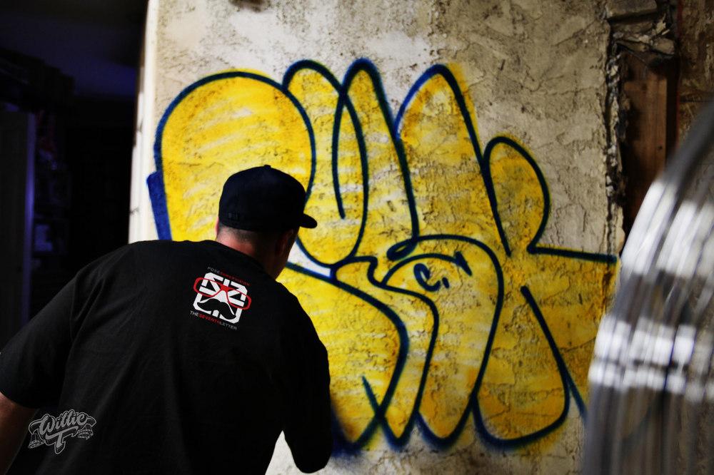 How To Do Graffiti Basics The Artist Block