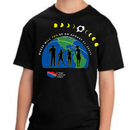 Youth Where Will You Be T Shirt Total Solar Eclipse Of April 8