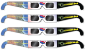 SALE - Eclipse viewing glasses