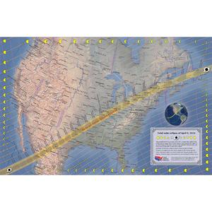 April 8 2024 Total Solar Eclipse Map Total Solar Eclipse Of Aug