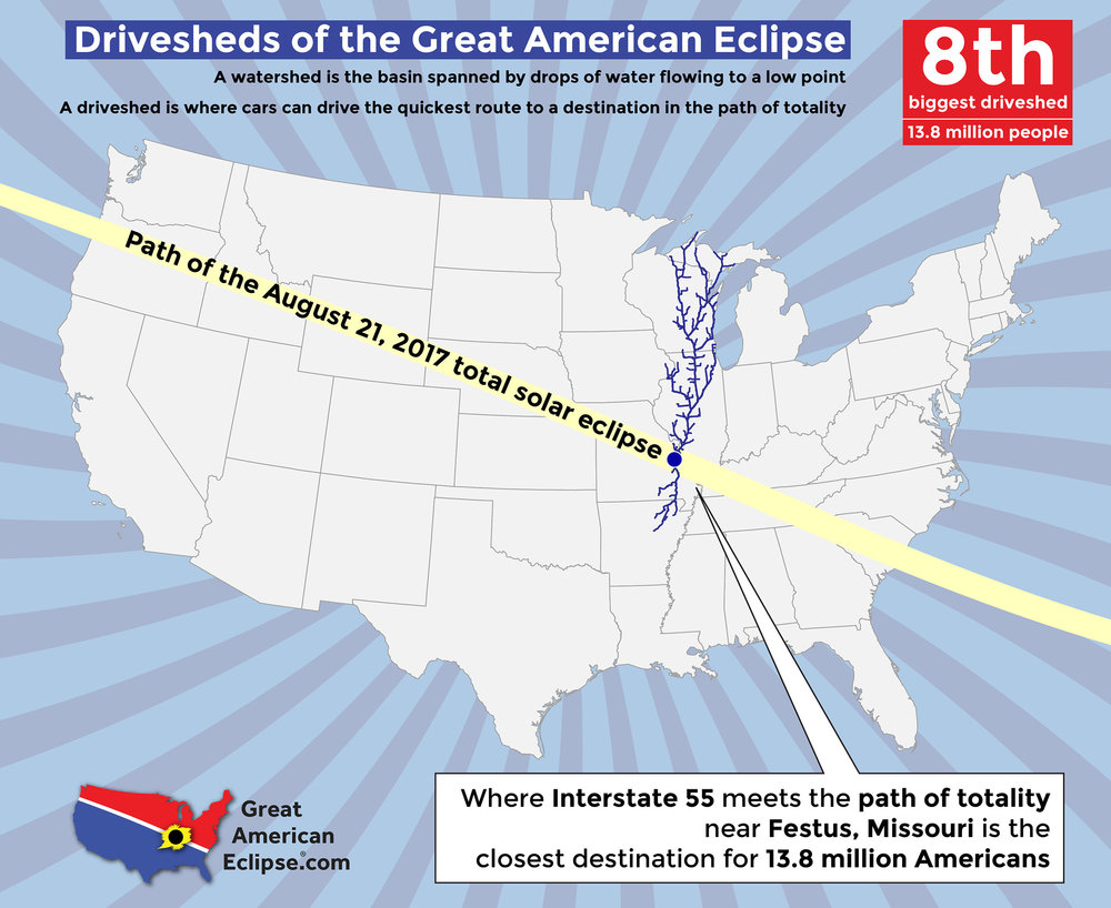 Missouri eclipse — Total solar eclipse of April 8, 2024