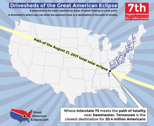 Tennessee Eclipse Total Solar Eclipse Of Aug 21 2017