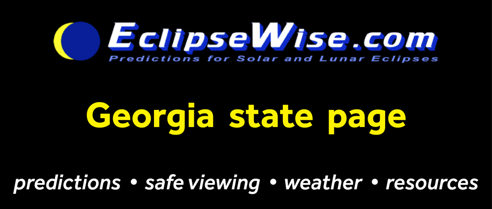 CLICK FOR THE Illinois STATE PAGE ON   ECLIPSEWISE.COM   .  THE SITE PROVIDES THE MOST COMPREHENSIVE AND AUTHORITATIVE STATE PAGES FOR THE 2017 ECLIPSE. ECLIPSEWISE.COM IS BUILT BY FRED ESPENAK, RETIRED NASA ASTROPHYSICIST AND THE LEADING EXPERT ON ECLIPSE PREDICTIONS.