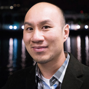 David Luong: Owner, Artist & Curator