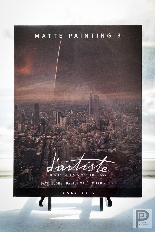 d'Artiste: Matte Painting 3 book