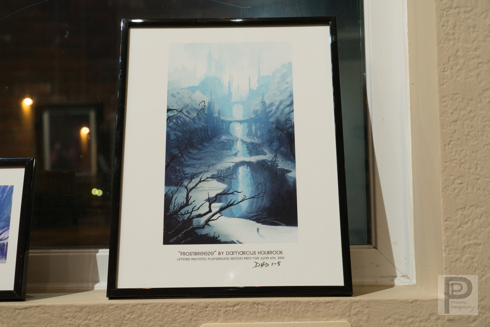 Frostbreeze I (framed #1)