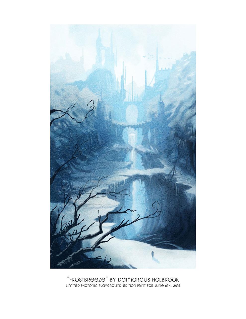 Frostbreeze I (print)