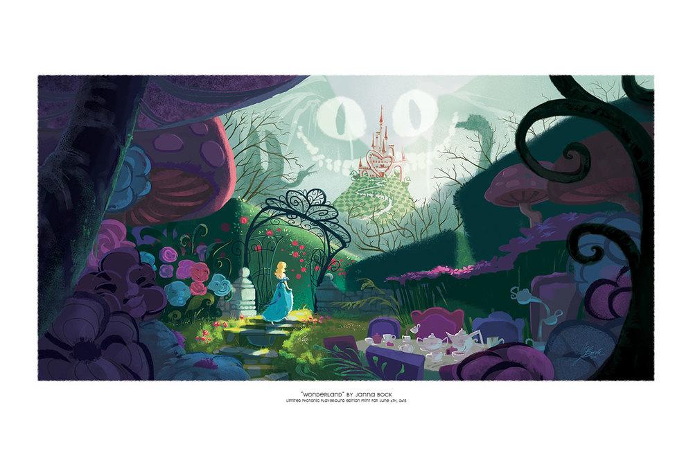Wonderland (print)