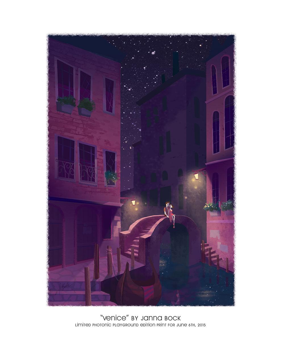 Venice (print)