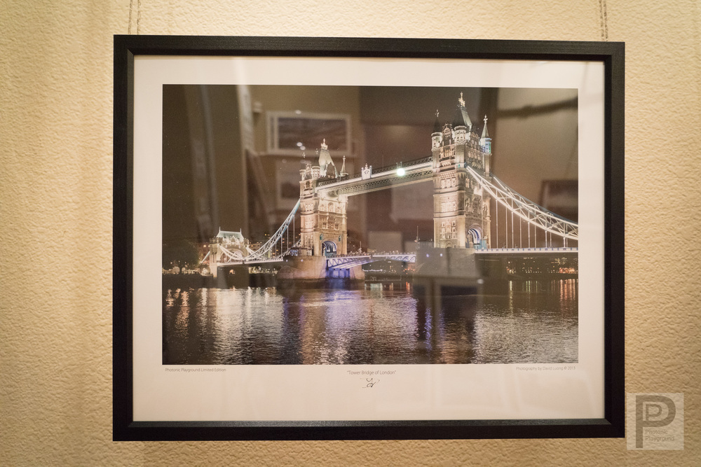 """Tower Bridge of London"""