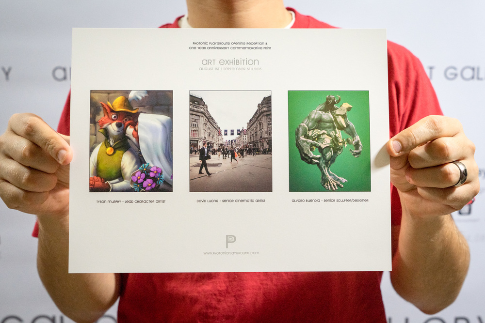 "A special print for our gallery giveaway using 8.5x11"" Epson Ultra Premium Matte paper."