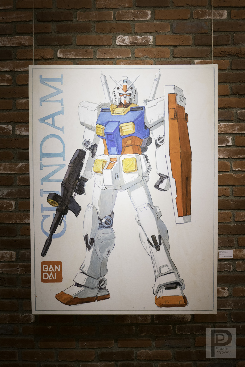 "Canvas: ""Gundam"""