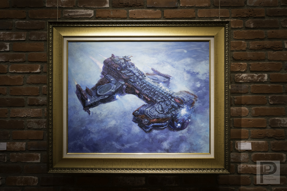 "Canvas: ""Battlecruiser"""