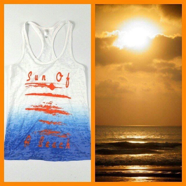 Could really go for a #bali #sunset this #monday. So decided to turn it into a #tanktop #screenprint. #sunofabeach #fashiontrends #instafab #instaglam #fashion #puremichigan #madeinmichigan #nature #nofilter #travel #TravelerLife #travelblogger #style #stylish #beachtank #beach #sunisshining #MondayMotivation #isitsummeryet #islandlife #tshirtoftheday