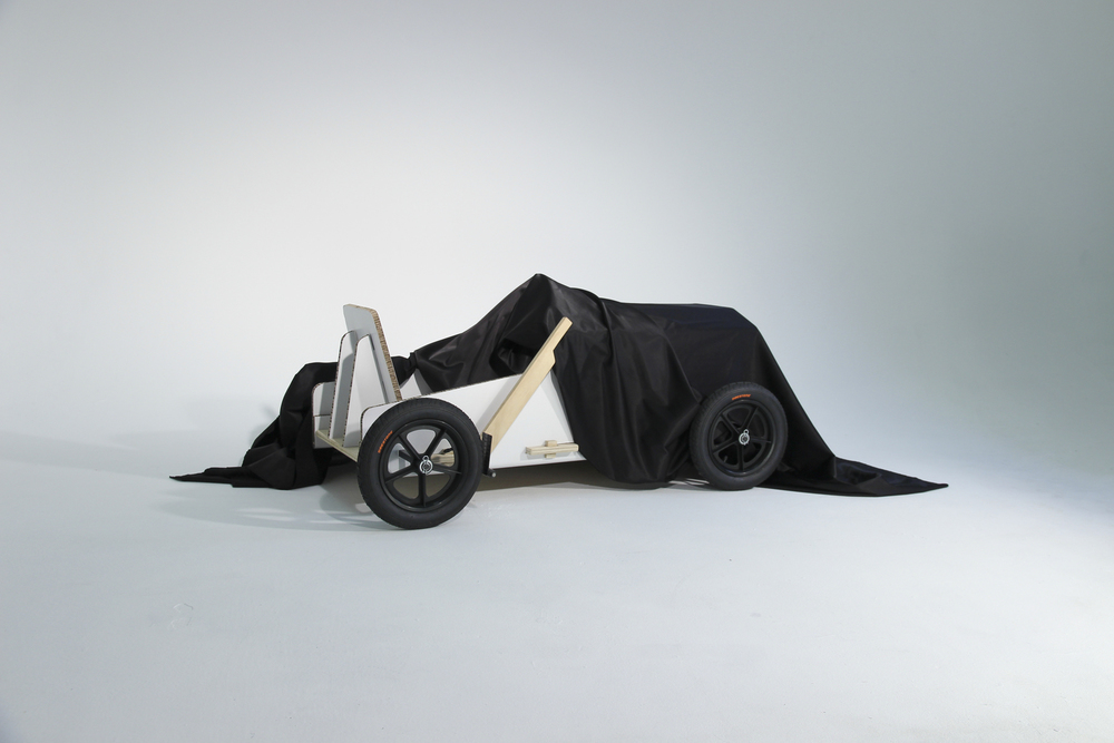 Kit-Netic Cardboard Soapbox Racer (2015)