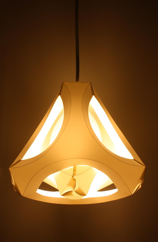 Trinity Lamp Shade (2013)