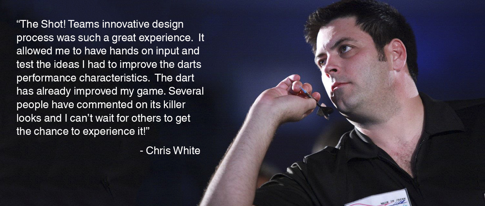 Chris White Dart 7