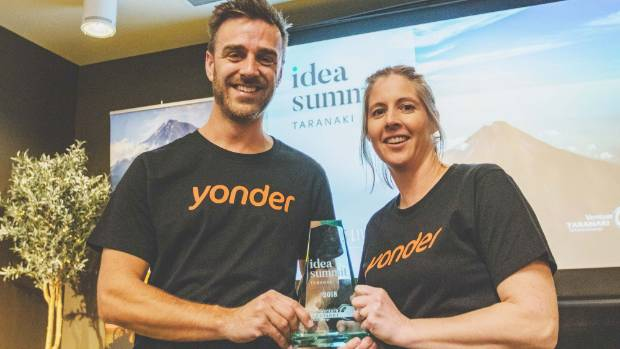 Yonder Award Winners