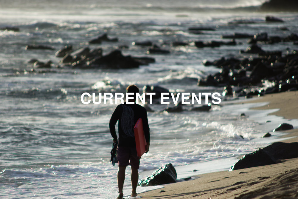 Check out the latest events and happenings at Shorebreak.