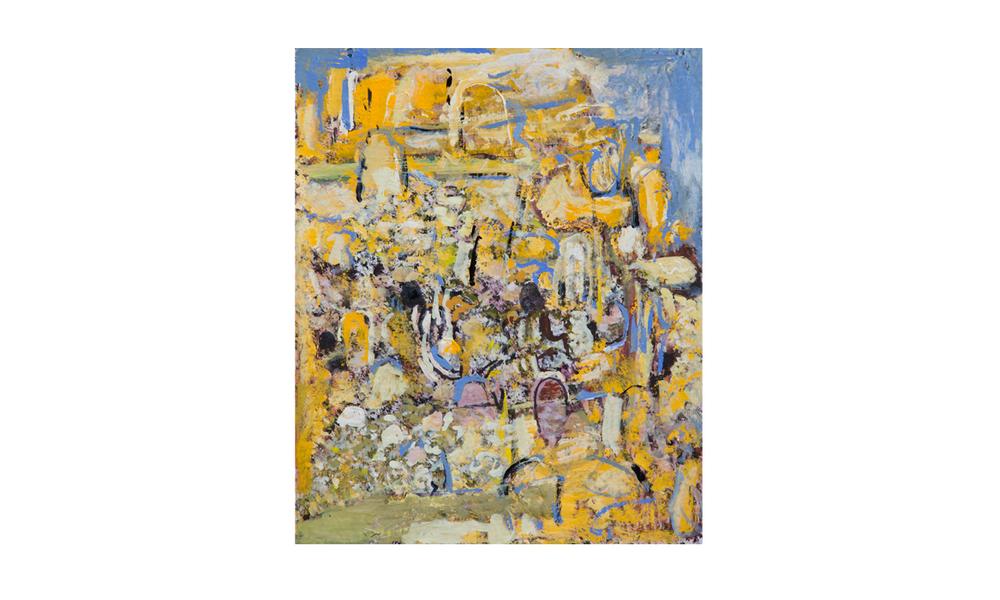 Karlu Karlu, 2015 • gouache on paper • (h)232mm x (w)185mm