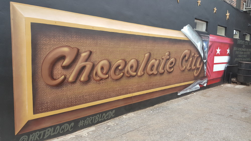 Choclate City