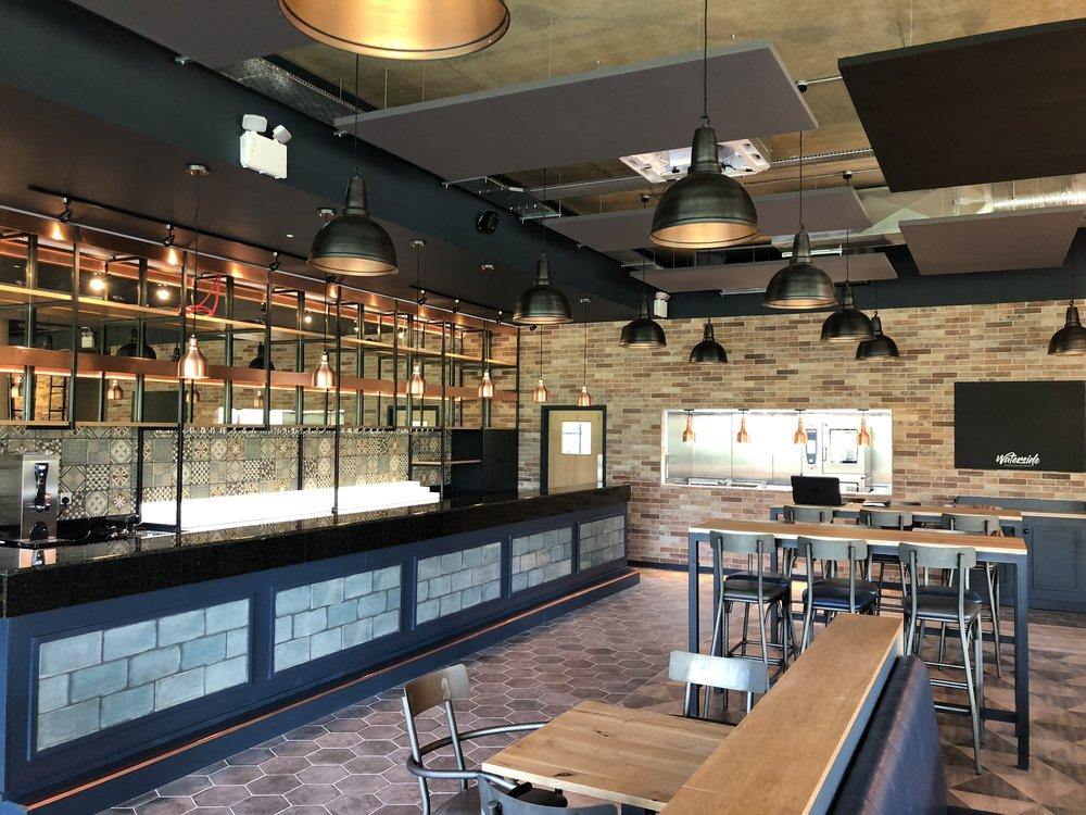 University of Northampton - Waterside bar