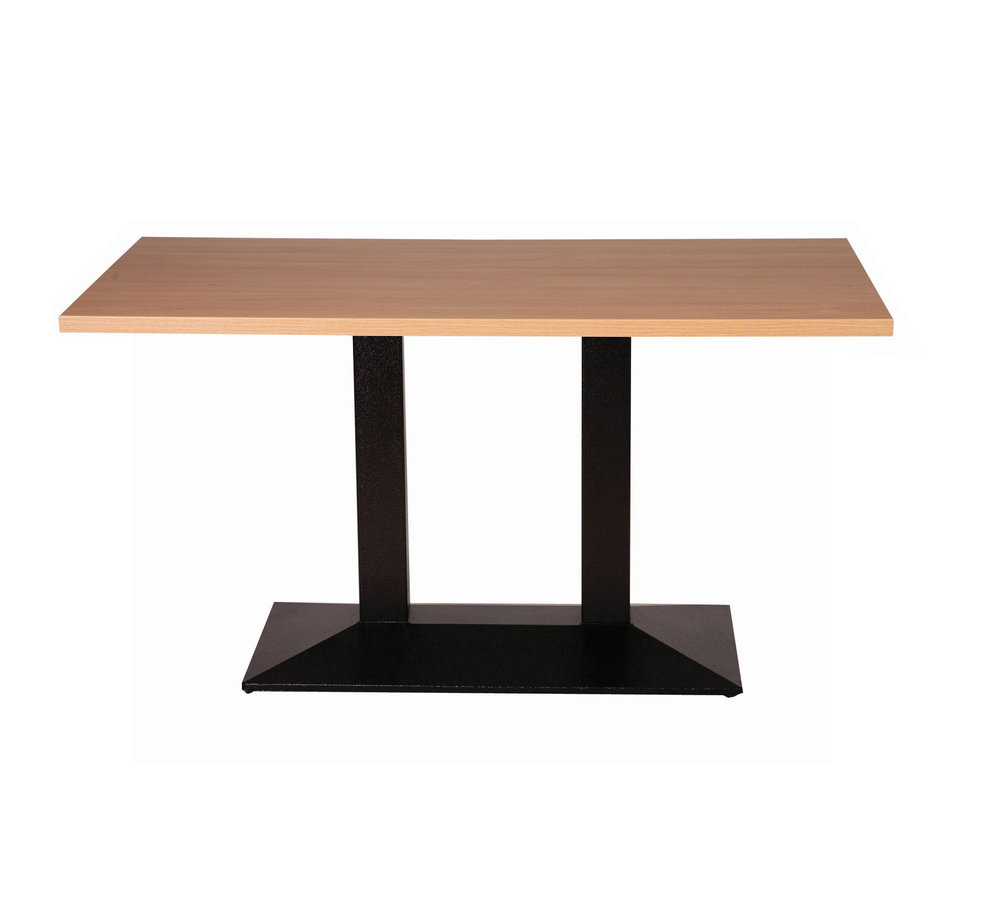 Quattro twin dining base with beech top.jpg