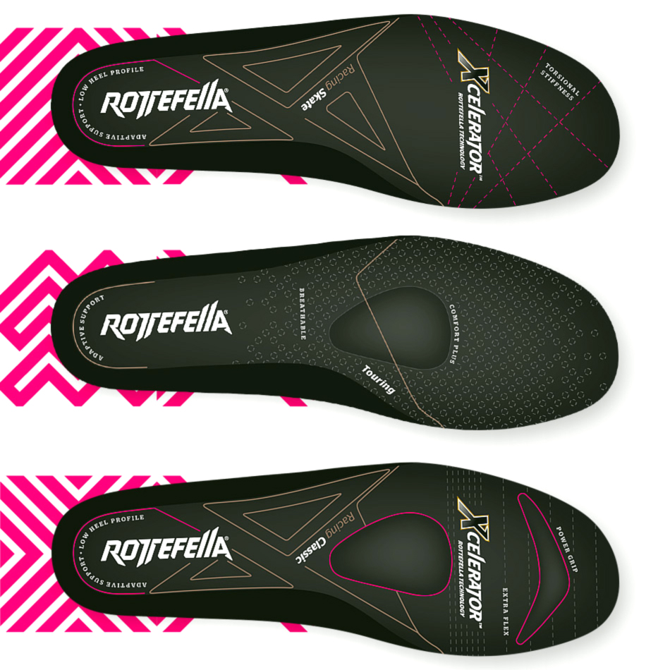 Klient : ROTTEFELLA   Produkt :  Ski Insoles
