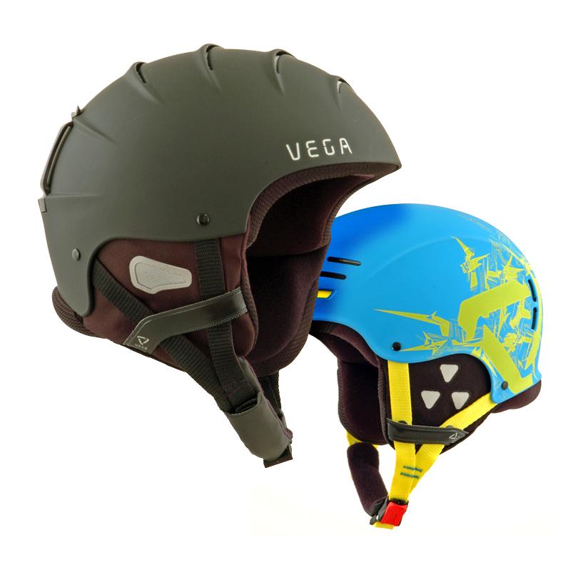 Klient : VEGA   Produkt :  Helmets