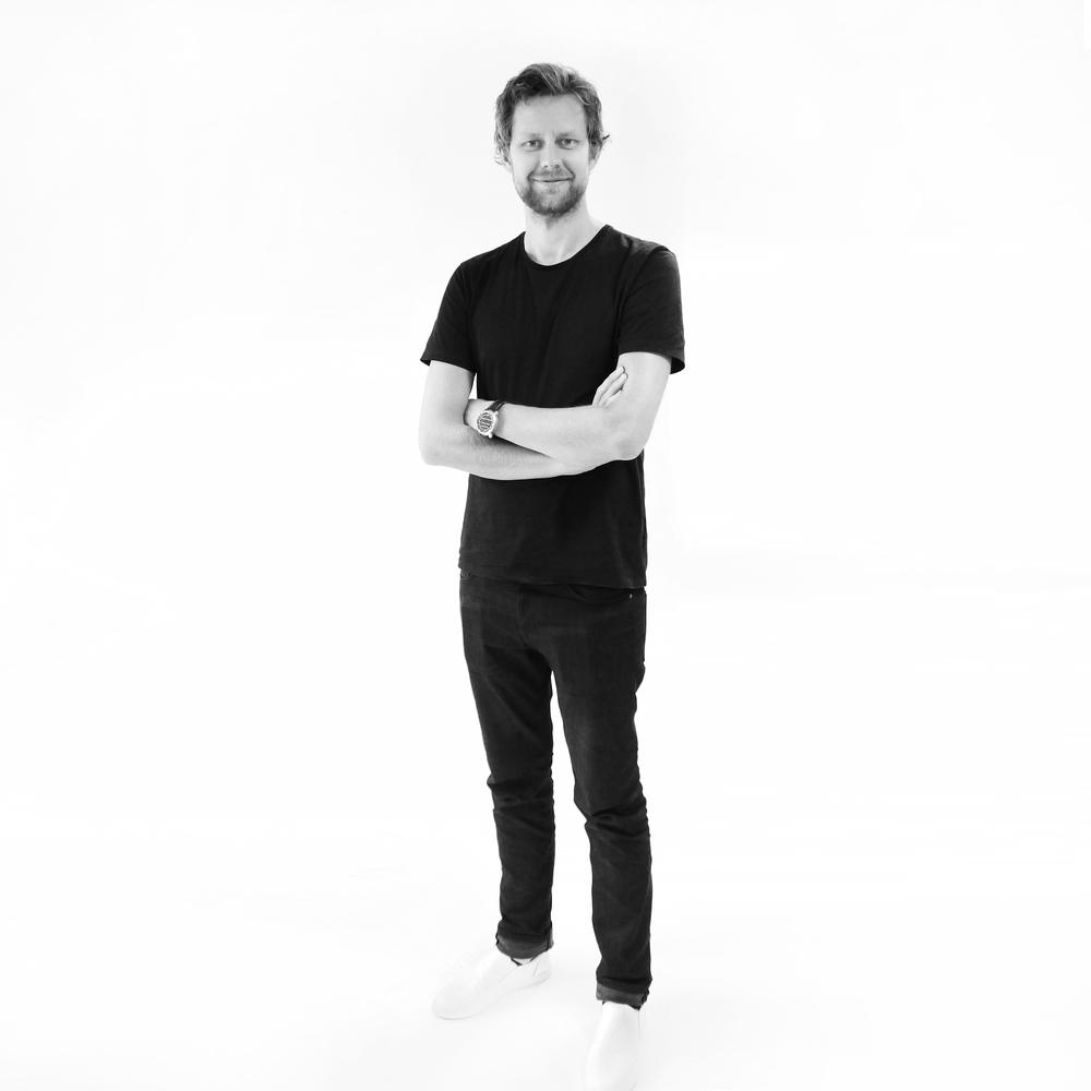 Markus Høy-Petersen   Senior Designer   markus@geriljaworks.no   (+47) 95 96 59 14