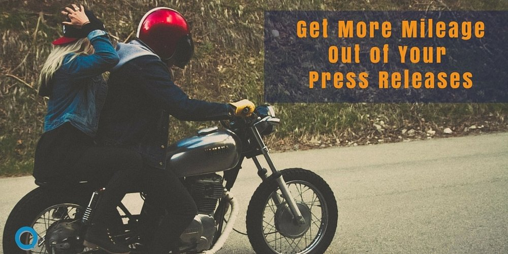 Get More Mileage Out of Your Press Release with Inbound Marketing ...