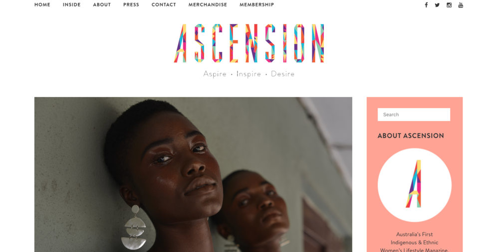 Ascension Magazine 19.2.2018 - Read full article  HERE