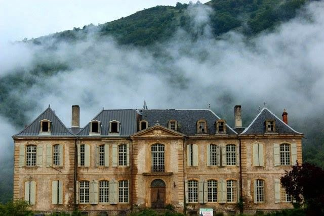 French Chateau Renovation