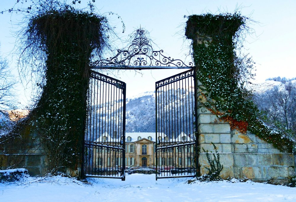 Christmas Trees and Thousands of Lights: Preparing for Noel at an 18th-Century French Château