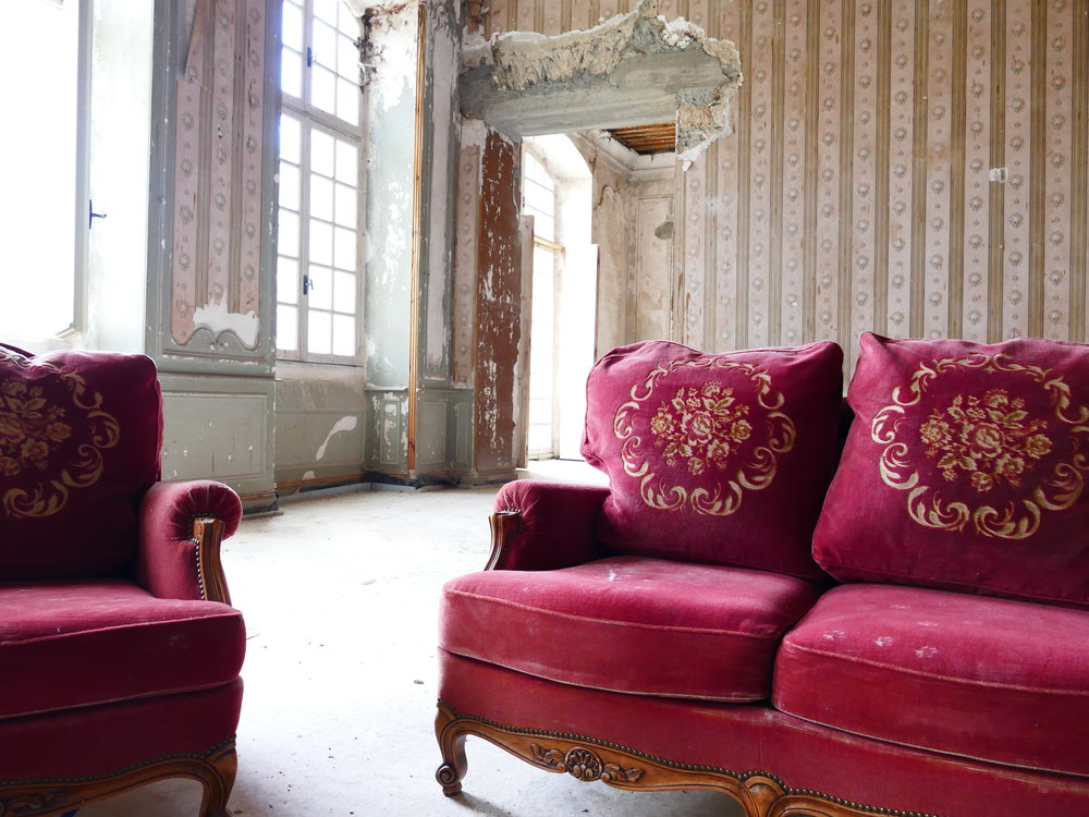 Freezing Rooms and Secret Gardens: Inside the Renovation of an 18th-Century French Château