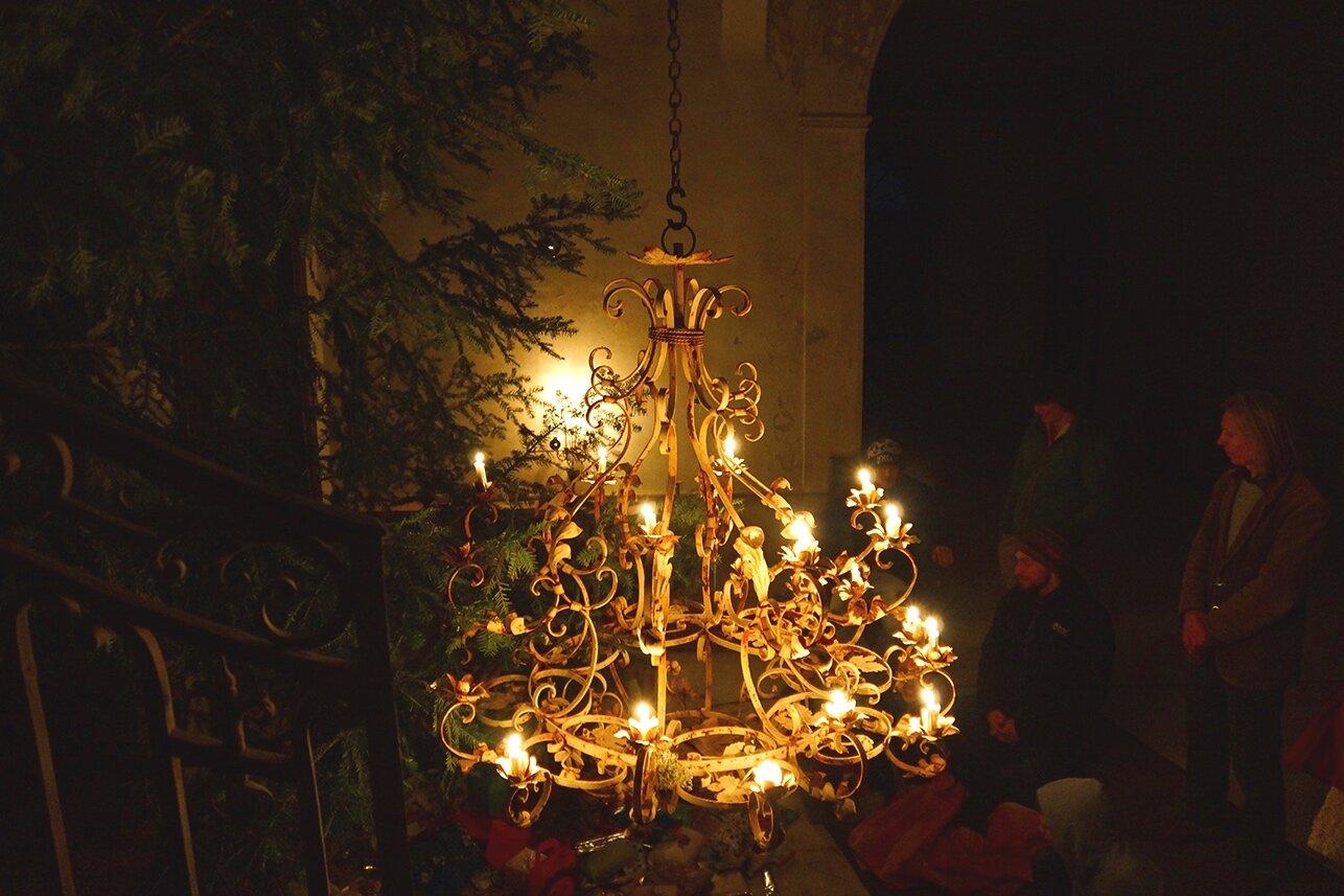 Chateau Christmas 2015 Chateau De Gudanes