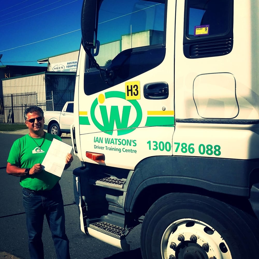 Pass your driving test - Ian Watson's