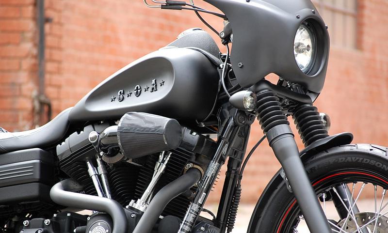 SOA Harley Davidson