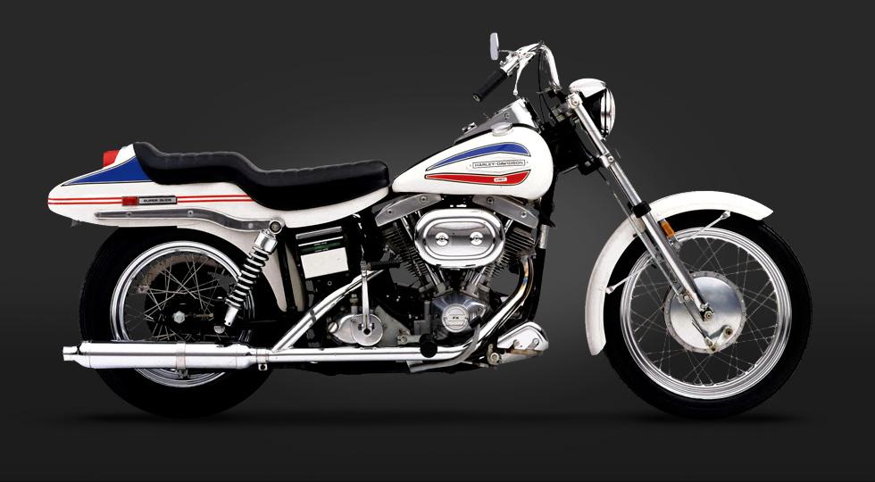 1971 – FX Super Glide
