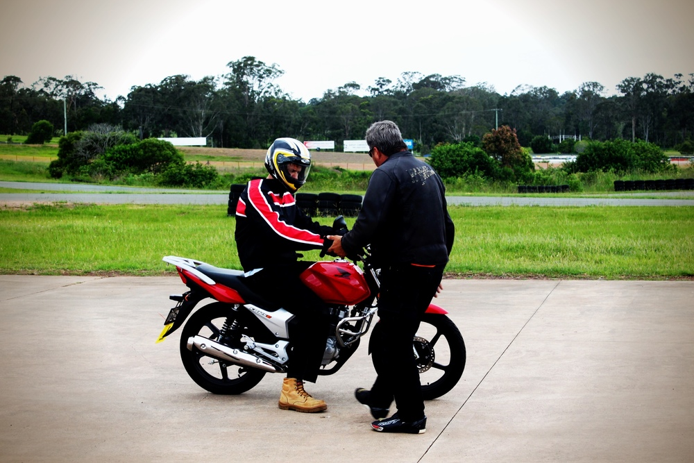 How to get a motorcycle licence in Queensland Qld.