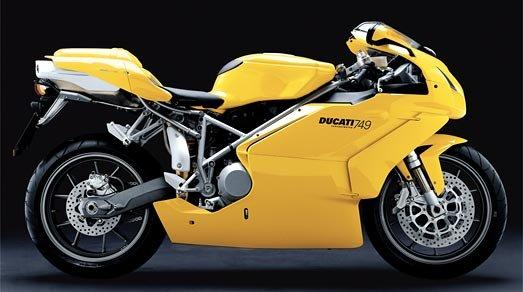 Ducati Testa Stretta
