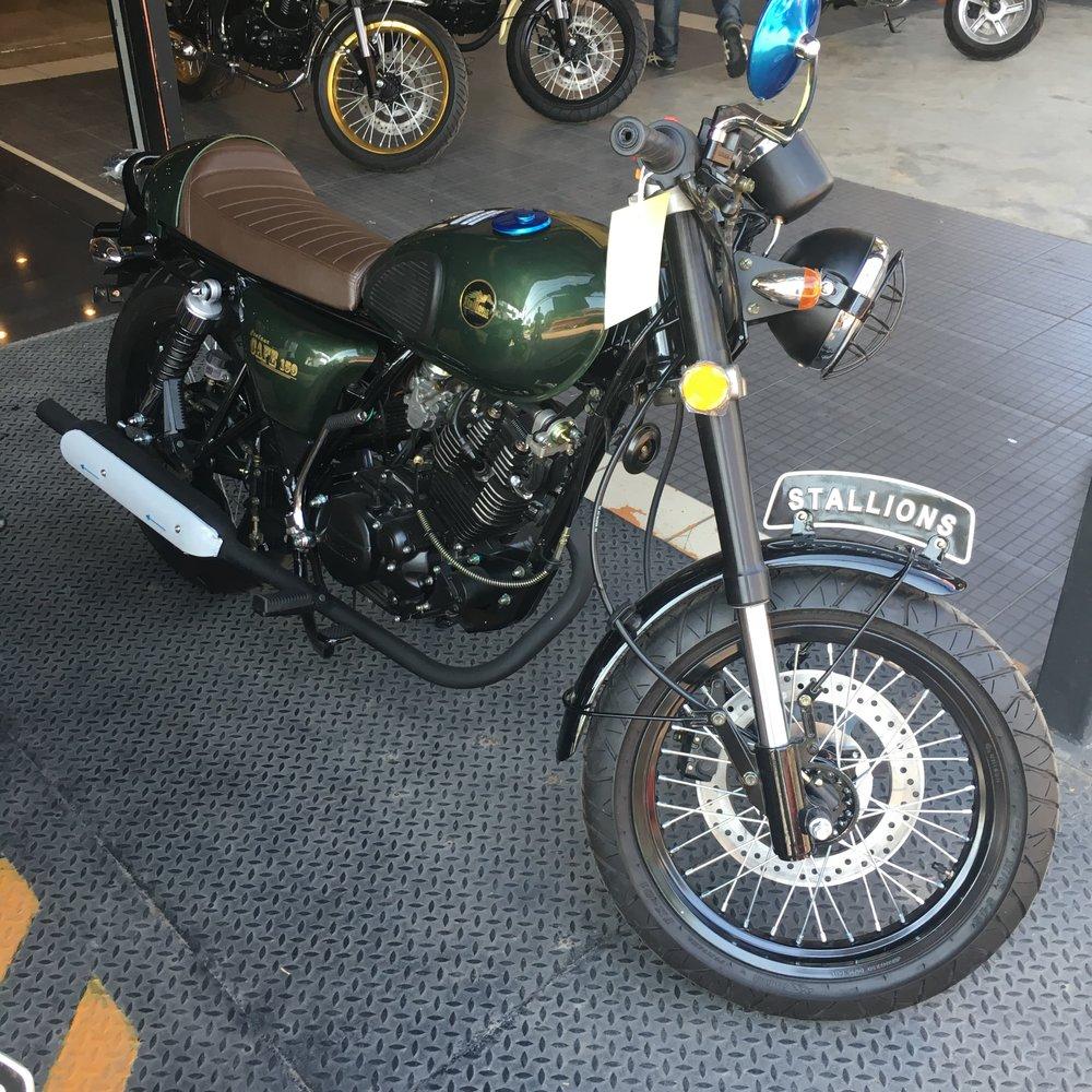 motorcycle checklist