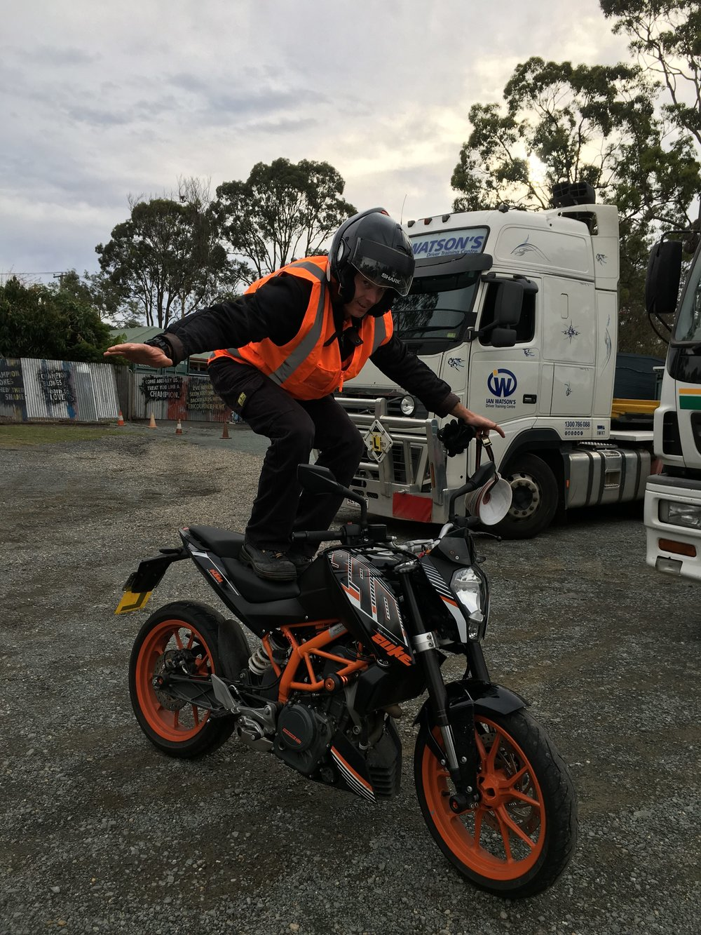 ktm duke brisbane queensland ian watsons