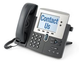 vacation rental phone number