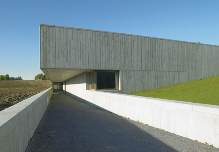 crematorium kortrijksouto de moura arquitectos & sumproject
