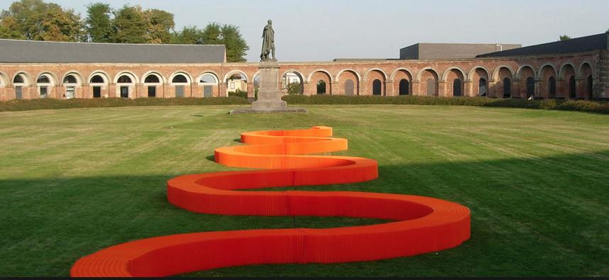 CID  centre d'innovation et du design &  MAC's  musée des arts contemporains de la fédération wallonie-bruxelles à grand hornu